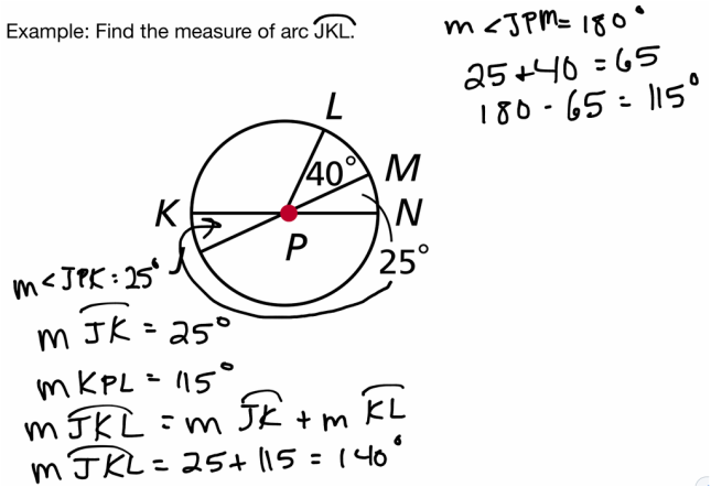 Section 11 2 - Geometry Lesson: Circles